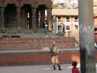 Exhibition 'Nepal' in the Theaterhaus Stuttgart 2019 - IV. Civil War