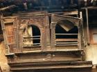 Exhibition 'Nepal' in the Theaterhaus Stuttgart 2019 - V.2 Heritage 2 Windows