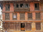 Exhibition 'Nepal' in the Theaterhaus Stuttgart 2019 - V.2 Heritage 2 Windows