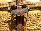 Exhibition 'Nepal' in the Theaterhaus Stuttgart 2019 - V.3 Heritage 3 Bothe Talsa - Ancient Locks