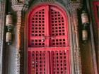 Exhibition 'Nepal' in the Theaterhaus Stuttgart 2019 - V.4 Heritage 4 Doors
