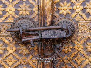 """Nepal, Lalitpur, Patan, Durbar Square: A """"Talcha"""" at Mul chowk, a yard inside the Durbar palace"""