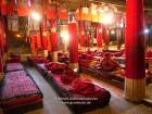 Tibet, Gyantse, Pelkor Chöde (Baiju) Monastery: View of the assembly hall