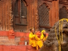 Exhibition 'Nepal' in the Theaterhaus Stuttgart 2019 - II. Religion & Rituals
