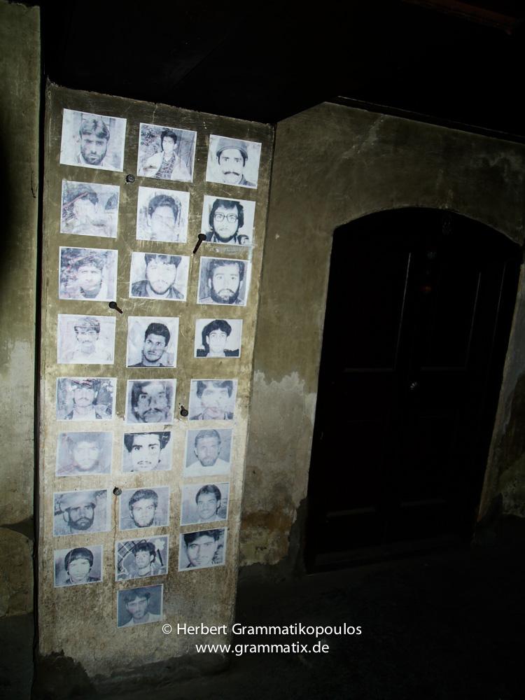 India, Kashmir, Srinagar, Khoj International Artists Workshop 2007: Installation of Gargi Raina (Kashmir/Baroda, Gujarat)